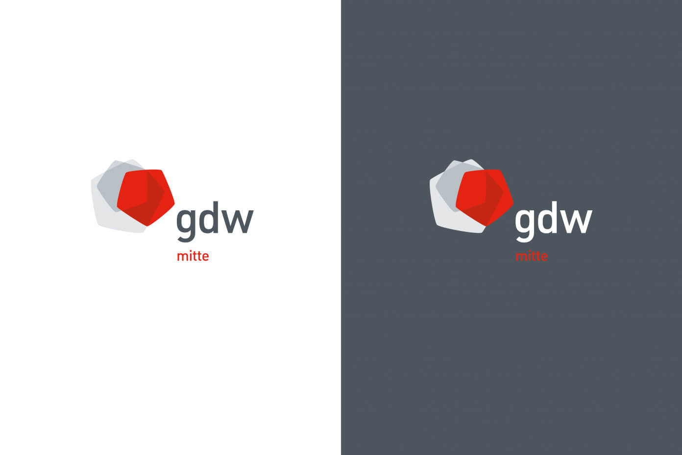 gdw Corporate Design Logo Freiraum